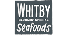 Whitby Seafoods Logo