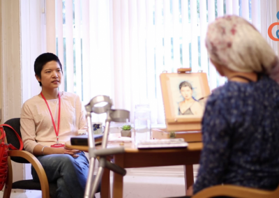 Equality and Diversity in Care Training