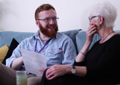Mental Health, Dementia & Learning Disabilities Training